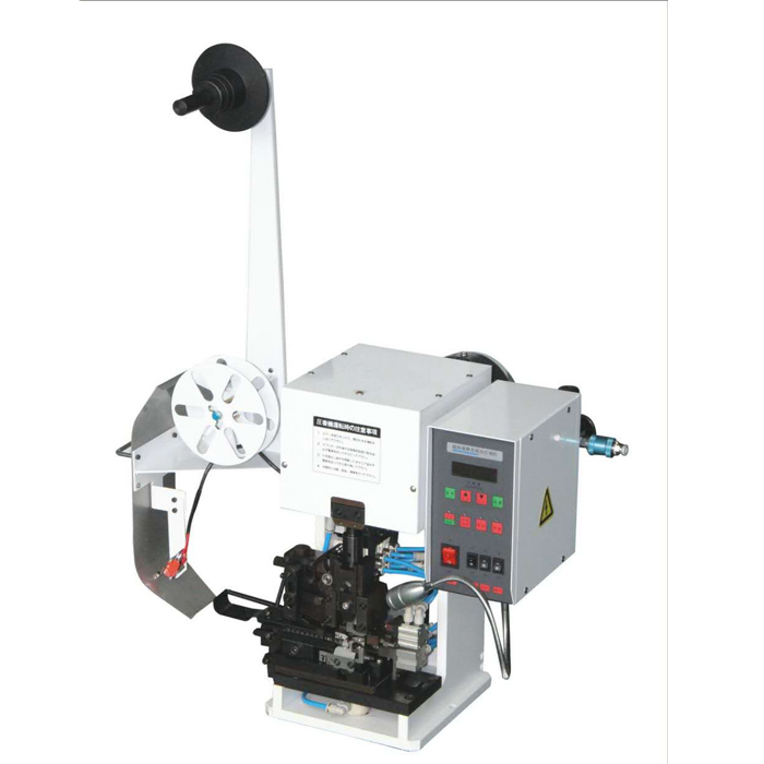 AM304 Super Mute Stripping Crimping Machine