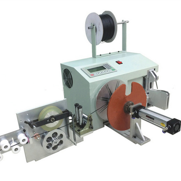 AM105 Automatic wire winding bunding countingmeter machine