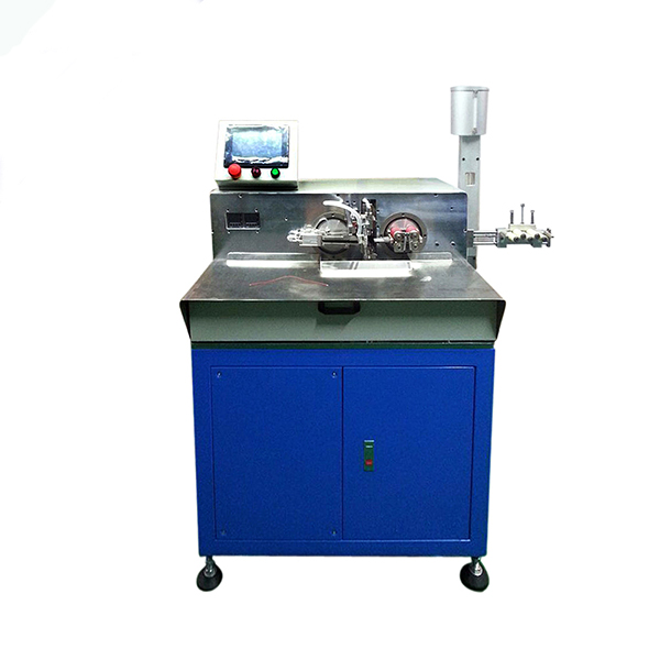 AM112 Automatic wire cutting stripping and tinning machine