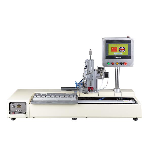 AM141 Semi-automatic soldering machine