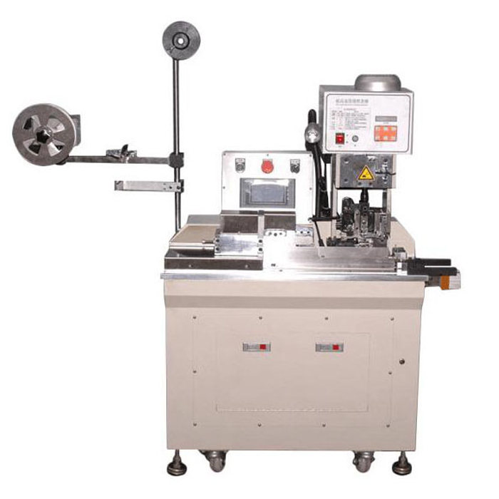 AM208-S1 Automatic flat cable crimping machine