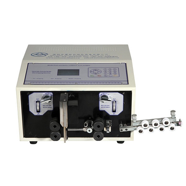 AM603-10 Automatic wire stripping and cutting machine for thick wire