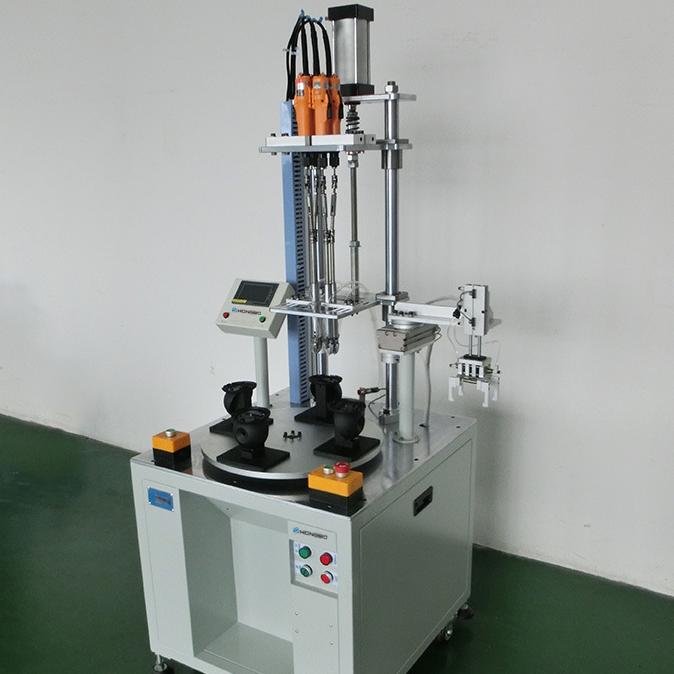 AM803 Automatic screw locking machine