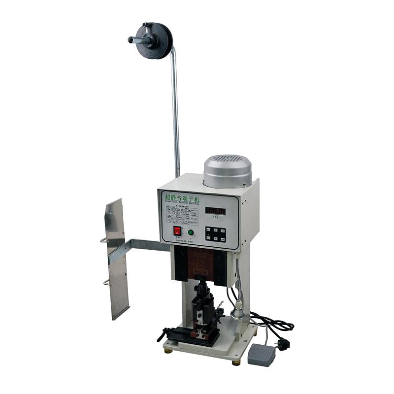 超静音端子机 DC压接机,端子机,端子铆压机