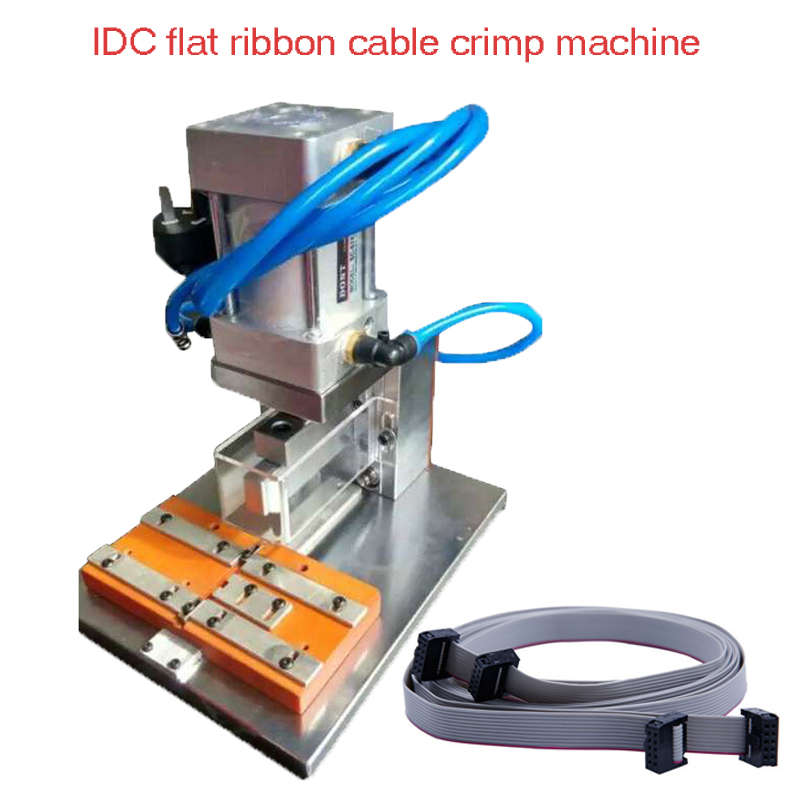 IDC Socket connector crimping machine