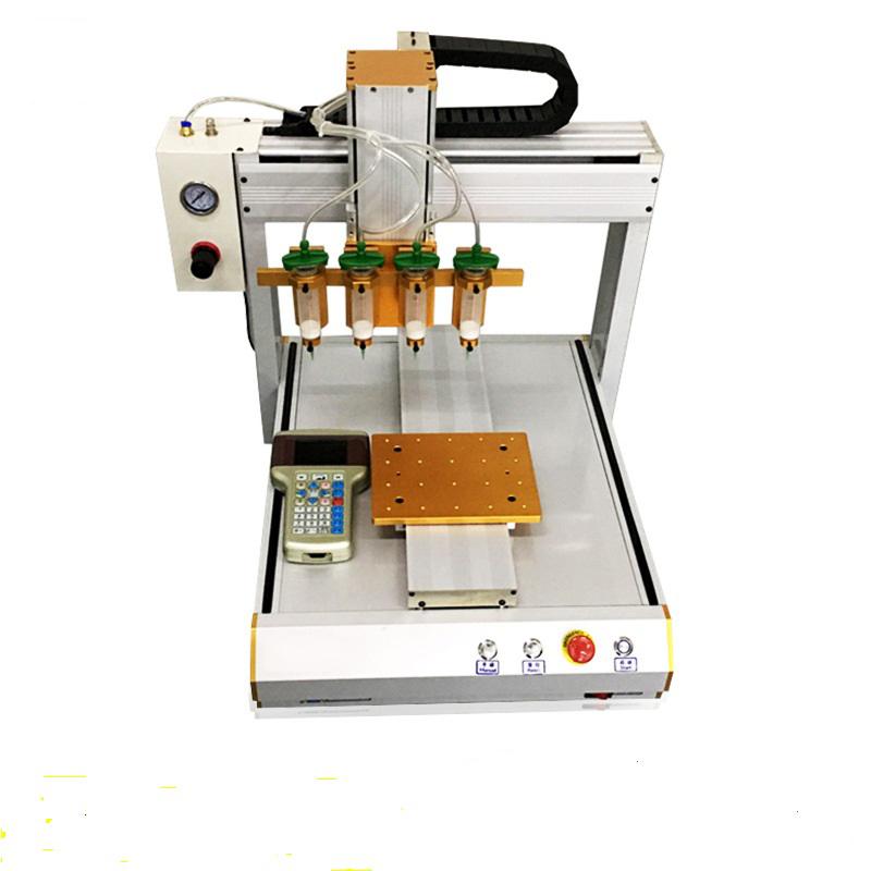 AM331-2 Automatic glue dispenser machine