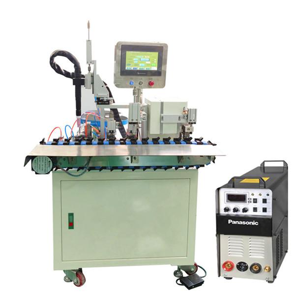 AM157 全自动氩弧焊点火针焊接机